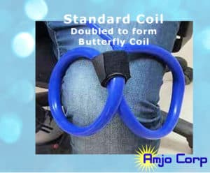 Butterfly Coil - Included as standard equipment.