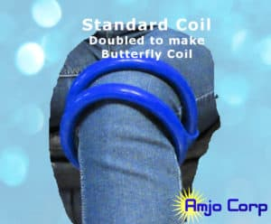 The Butterfly Coil is included as standard equipment.